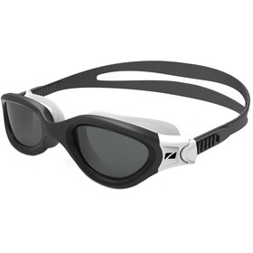 Zone3 Venator-X Goggles, black/white/smoke tinted lens
